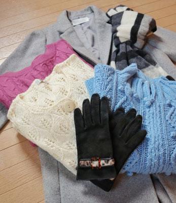 冷え性対策の服装