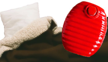 布団と湯たんぽ