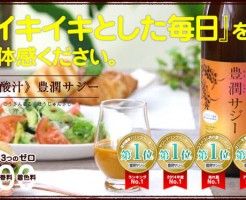 黄酸汁豊潤サジー公式サイト